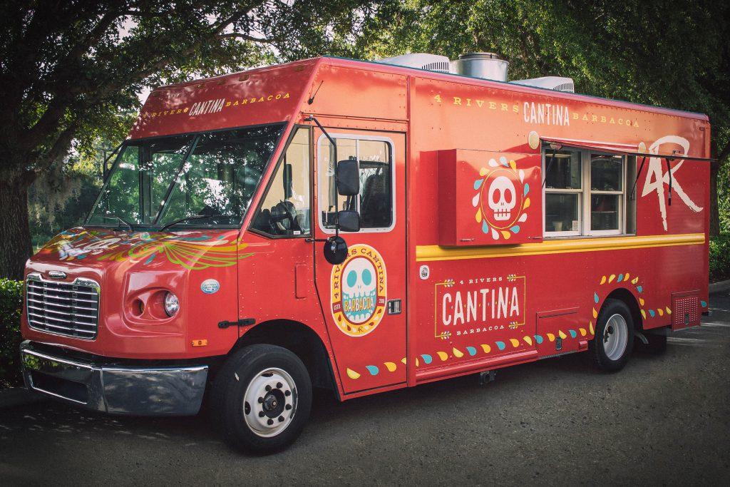 4 Rivers Cantina Food Truck DisneySpring