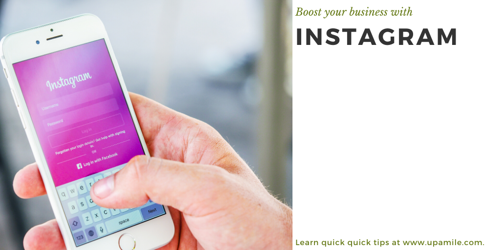 how to boost your business on social media using instagram