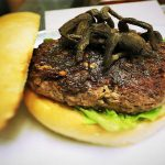 tarantula burger for your taste