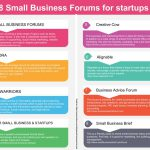 8 small business forums for startups